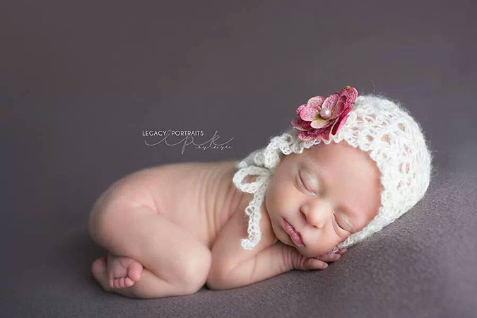 Kate Baby Bonnet